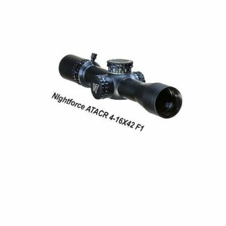Nightforce ATACR 4-16X42, MOAR, F1, C542, 847362007939, , in Stock, For Sale