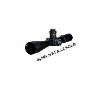 NIghtforce B.E.A.S.T. 5-25x56, TReMoR3, C576, 847362014661, in Stock, For Sale