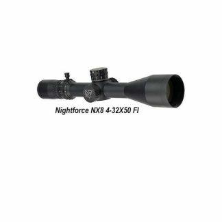 NIghtforce NX8 4-32X50, F1, MOAR, C624, 847362016726, in Stock, For Sale