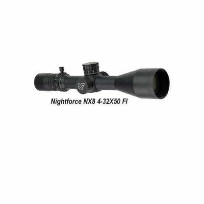 NIghtforce NX8 4-32X50, F1, MOAR, C624, 847362016726, in Stock, For Sale