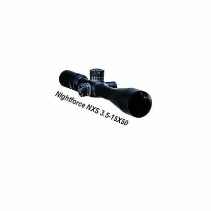 Nightforce NXS MOAR, 3.5-15X50, C429,847362005027 , in Stock, For Sale