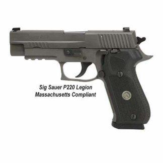 Sig Sauer P220 Legion Massachusetts Compliant, 220RM-45-LEGION, 798681596607, in Stock, For Sale