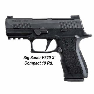 Sig Sauer P320 XCompact 10 Rd, Sig P320 XCompact, 9mm, 320XC-9-BXR3-R2-10, 798681618255, For Sale, In Stock