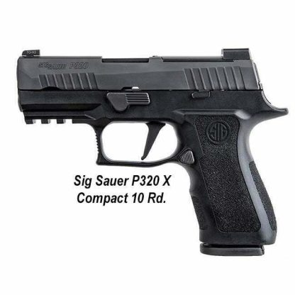 Sig Sauer P320 XCompact 10 Rd, P320X-Carry, 798681618248, in Stock, For Sale
