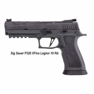 Sig Sauer P320 XFIVE Legion 10 Rd, Sig P320 XFIVE Legion, 9mm, 320X5-9-LEGION-R2-10, 798681618293, For Sale, In Stock