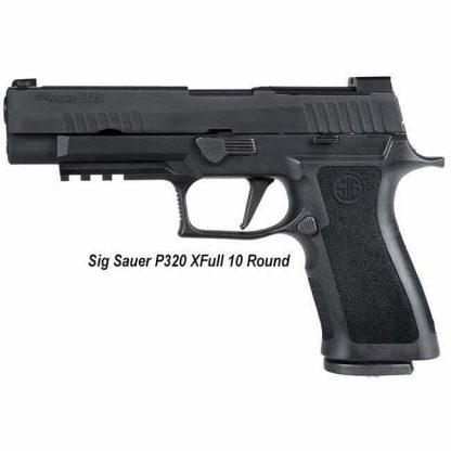 Sig Sauer P320 XFULL 10 Rd, 798681618279, in Stock, For Sale