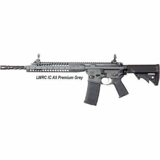 LWRC IC A5, Premium Gray, ICA5R5PG16, 850006403899, in Stock, For Sale