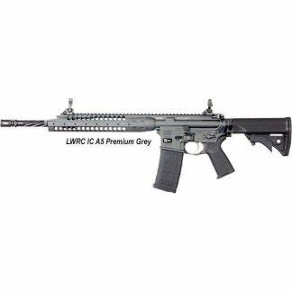 LWRC IC-A5 Premium Gray, LWRC IC A5 Premium Grey, LWRC IC A5 Grey, LWRC ICA5R5PG16