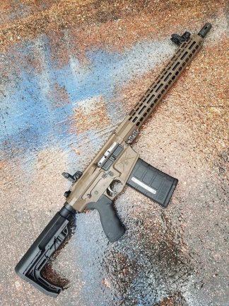 SOLGW MK10 Ultra Lite Rifle 308, SOLGW 308