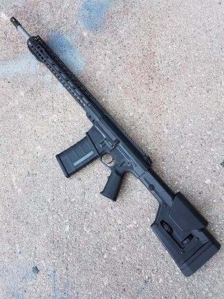 SOLGW MK10MR 308 DMR, SOLGW 308 Sniper Rifle, 18 inch, 20 inch