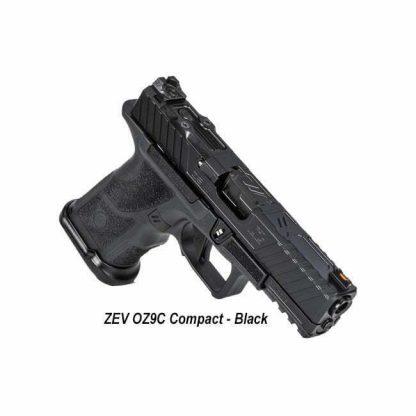 ZEV OZ9C Compact - Black, OZ9C-CPT-B-B, 811338034229, in Stock, For Sale
