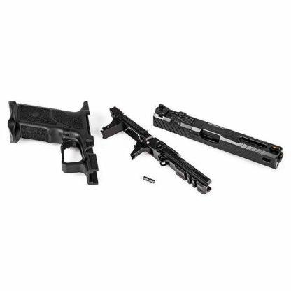 ZEV OZ9 Standard - Black, ZEV OZ9 Black Barrel, Black Slide