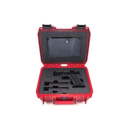 ZEV OZ9 Standard - Black, Pistol Case