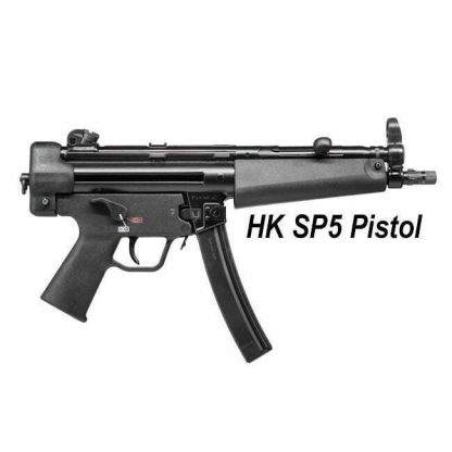 HK SP5 Pistol, 81000477, 642230259829, in Stock, For Sale in Stock, For Sale