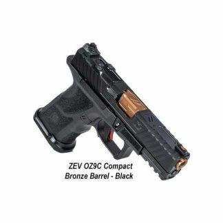 ZEV OZ9C Compact - Bronze Barrel - Black, OZ9C-CPT-B-BRZ, 811338035158, in Stock, For Sale