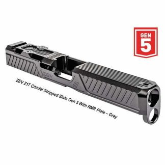 ZEV Z17 Citadel Stripped Slide Gen 5 With RMR Plate , Gray, SLD-Z17-5G-CIT-RMR-GRY, 811338034588, in Stock, For Sale