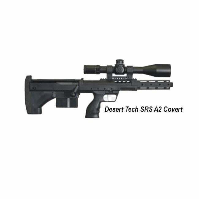 Desert Tech 6 5 Cm Desert Tech Srs A2 Covert 6 5 Creedmoor Bolt Action Rifle