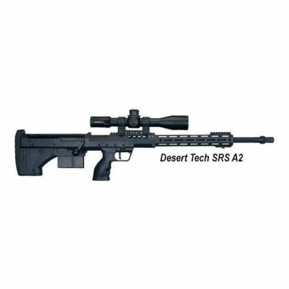 Desert Tech SRS A2, 338 Lapua, Convert, Black, in Stock, For Sale