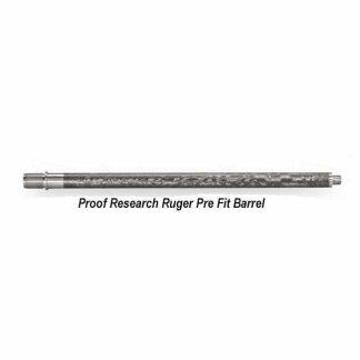 Proof Research Ruger Pre Fit Barrels