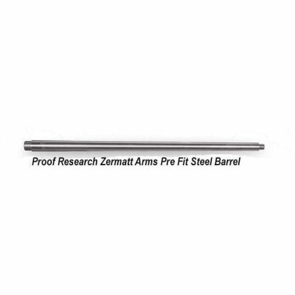 Proof Research Zermatt Arms Pre Fit Steel Barrel