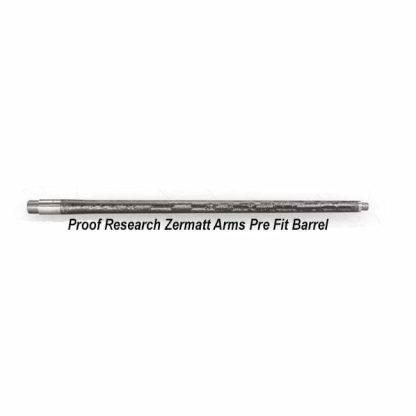 Proof Research Zermatt Arms Pre Fit Barrel
