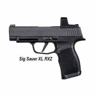 Sig Sauer P365 XL RXZ, 365XL-9-BXR3-RXZ, 798681622719, in Stock, For Sale