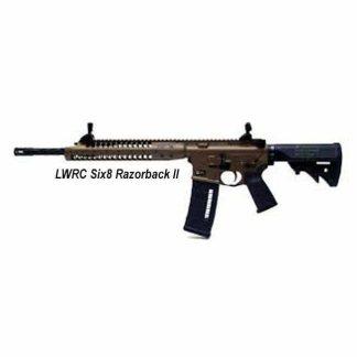 LWRC Six8 Razorback II, in Stock, For Sale