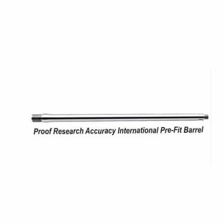 Proof Research Accuracy International Pre Fit Barrels