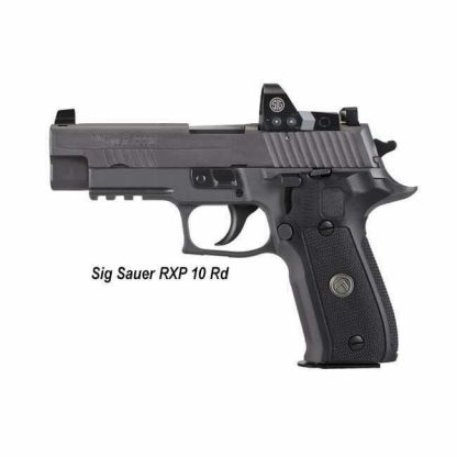 Sig Sauer P226 Legion RXP (10 Round), 226R-9-LEGION-SAO-RXP, 798681626601, in Stock, For Sale