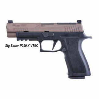 Sig Sauer P320 X-VTAC, 320XF-9-VTAC-R2, 798681604517, in Stock, For Sale