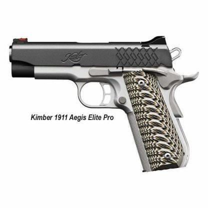 Kimber 1911 Aegis Elite Pro, in Stock, For Sale