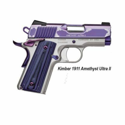 Kimber 1911 Amethyst Ultra II, in Stock, For Sale