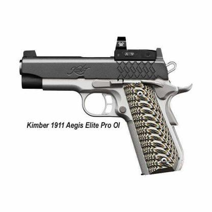 Kimber 1911 Aegis Elite Pro (OI), in Stock, For Sale