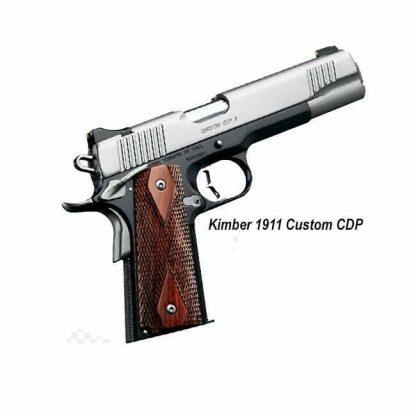 Kimber 1911 Custom CDP, 3000234, 669278302348, in Stock, For Sale