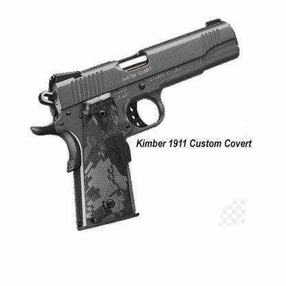 Kimber 1911 Custom Covert, 3000235, 669278302355, in Stock, For Sale