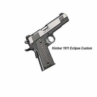 Kimber 1911 Eclipse Custom, in Stock, For Sale
