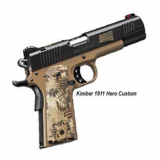 Kimber 1911 Hero Custom, 3200383, 669278323831, in Stock, For Sale