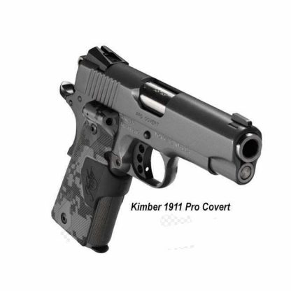 Kimber 1911 Pro Covert, 3000244, 669278302447, in Stock, For Sale