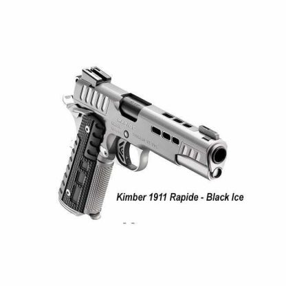 Kimber 1911 Rapide, Black Ice, in Stock, For Sale