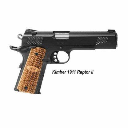 Kimber 1911 Raptor II, 3200117, 669278321172, in Stock, For Sale