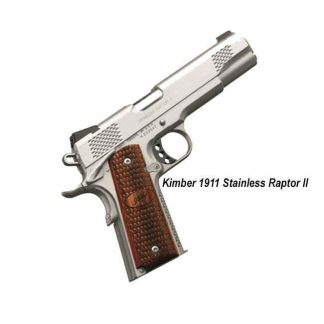 Kimber 1911 Stainless Raptor II, 3200181, 3200366, 3200386, 669278321813, 669278323664, 669278323862, in Stock, For Sale