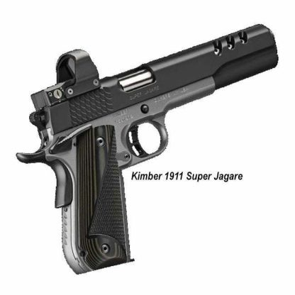 Kimber 1911 Super Jagare, 3000278, 669278302782, in Stock, For Sale