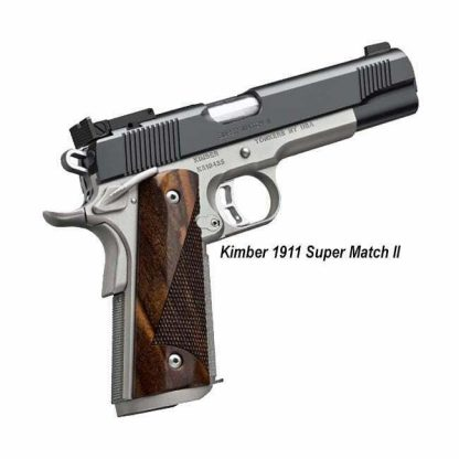 Kimber 1911 Super Match II, 3200309, 669278323091, For Sale, On Sale