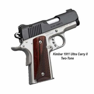 Kimber 1911 Ultra Carry II (Two Tone), 3200321, 3200332, 669278323213, 669278323329, On Sale, For Sale
