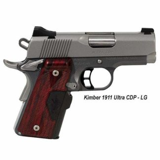 Kimber 1911 Ultra CDP LG, 3000257, 669278302577, in Stock, For Sale