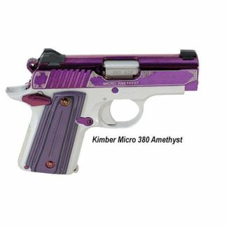 Kimber Micro 380 Amethyst, 3300160, 669278331607, in Stock, For Sale
