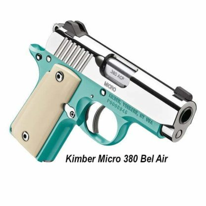 Kimber Micro 380 Bel Air, 3300210, 669278332109, in Stock, For Sale