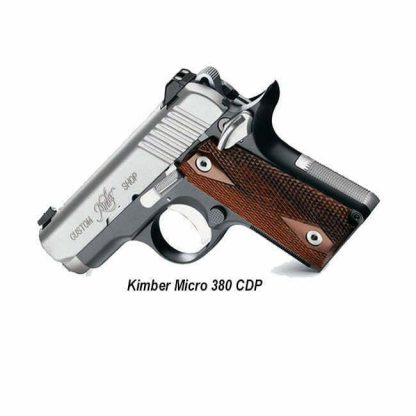 Kimber Micro 380 CDP, 3300080, 3300081, 669278330808, 669278330815, in Stock, For Sale