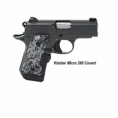 Kimber Micro 380 Covert, 3300186, 669278331867, in Stock, For Sale