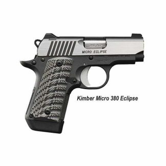 Kimber Micro 380 Eclipse, 3300188, 669278331881, in Stock, For Sale